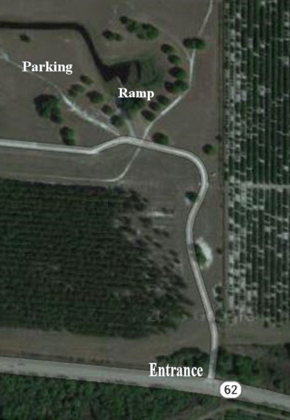 Parrish Florida Map.Fish United Way About Parrish Plant